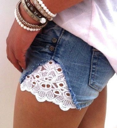 Blues, Summer, casualshort, Shorts