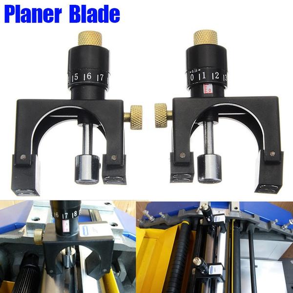 Adjustable Magnetic Planer Jointer Blade Setting Jig Gauge Tool For Woodworking