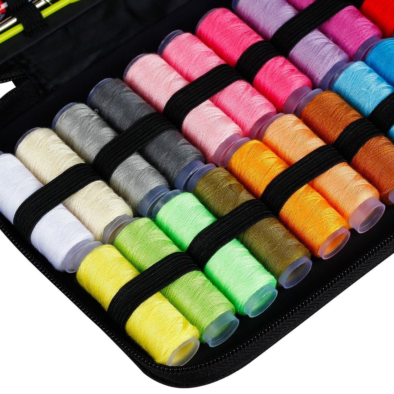 Фритюрница Практичный швейный набор для путешествия с сумкой 99 принадлежностей (Фото 2)