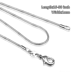 Sterling, Chain, sterling silver, Necklaces For Women