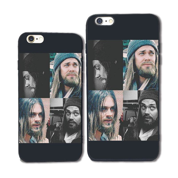 The Walking Dead cell phone Cover Case for Iphone 6s Samsung galaxy S8  Daryl Dixon Norman Reedus