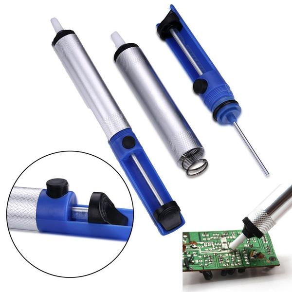 LOT OF 5 Solder Desoldering Desolder Pump Sucker Irons Removal Tool Vacuum