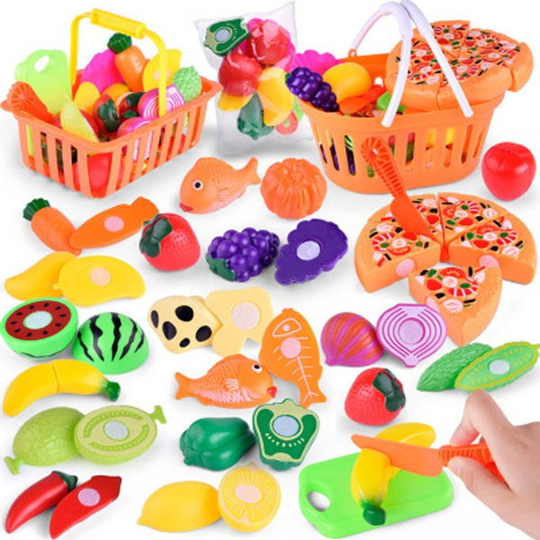 pretendroletoy, foodtoy, Gifts, cuttingset