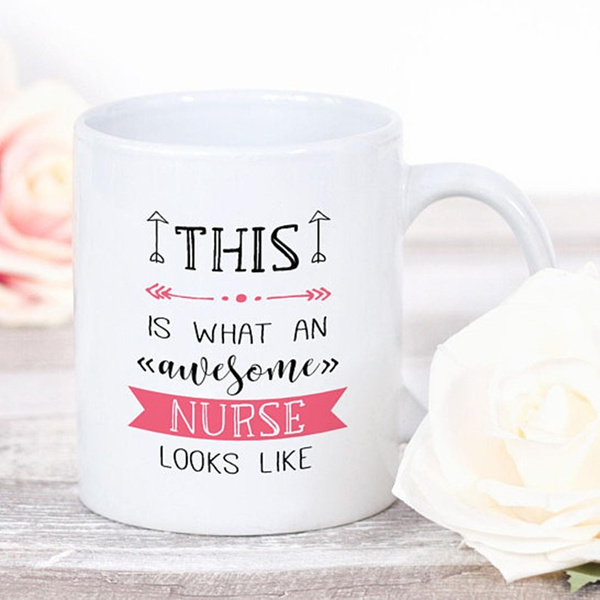 New nurse grad mug, Nurse practitioner