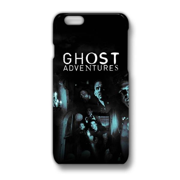 wholesale dealer 1c4d4 d639e Fashion Ghost Adventures Printed Cell Phone Case For IPhone 5 5C 5S 6 6S  6Plus 6SPlus 7 7Plus SE 8 8PlusSamsung Galaxy S5 S6 S6 Edge S7 S7 Edge