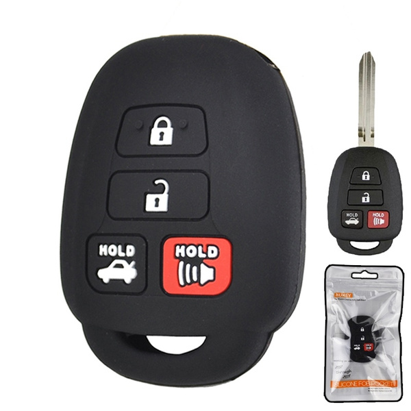 ECCPP 1X 5 Buttons Replacement Uncut Keyless Entry Remote Control Flip Folding Car Key Fob Shell Case for Buick Chevy GMC OHT01060512 4332964976