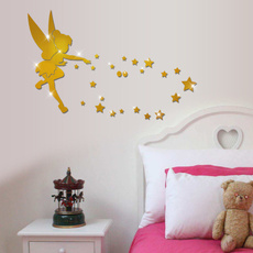 Love, Home Decor, Tinker Bell, Stickers
