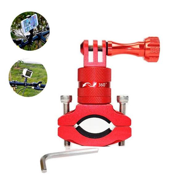forgopro, rotatable, handlebarholder, phone holder