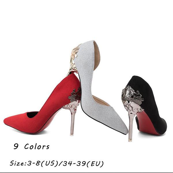 a35ba704914 Woman High Heels Pumps Nude High Heels 10CM Women Shoes High Heels Wedding  Shoes Pumps Black Nude Shoes Heels