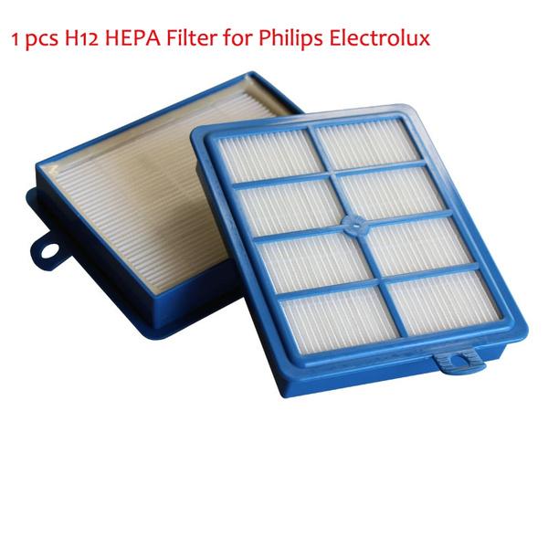 1  HEPA-Filter für Philips FC 9104