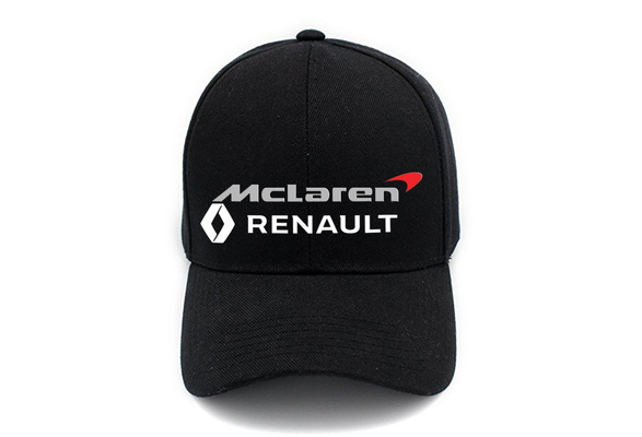 4ad181a63 Casual Cotton McLaren Renault Baseball Cap Behind A Magic Sticker And Can  Be Properly Adjusted In Size(unisex)   Wish
