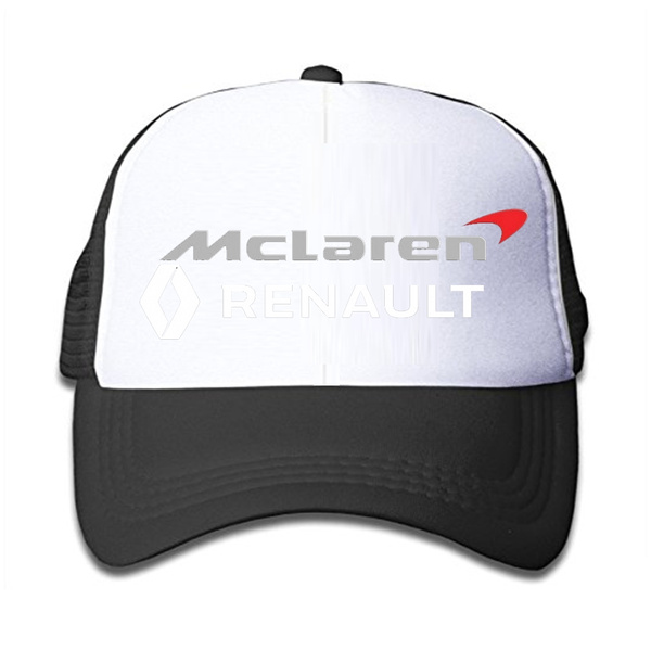 e1ef935fb Casual Cotton McLaren Renault Net Cap And Can Be Properly Adjusted ...