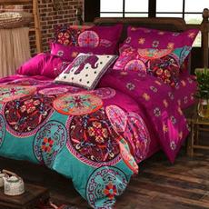 Exotic, bohemia, Bright, Home Decor