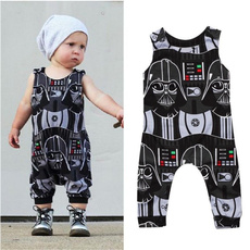 cute, babyboyscasualclothe, Star, Rompers