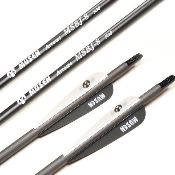 wish 6 12 24pcs 30 black and white fiberglass arrow with