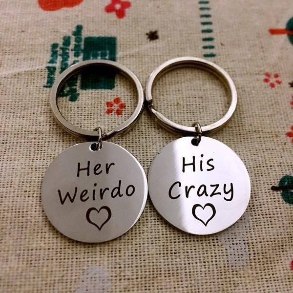 Boyfriend Girlfriend Jewelry, Gifts For Men, Gifts, keychainforman