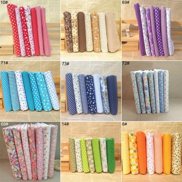 Cotton fabric, Sewing, Fabric, Handmade