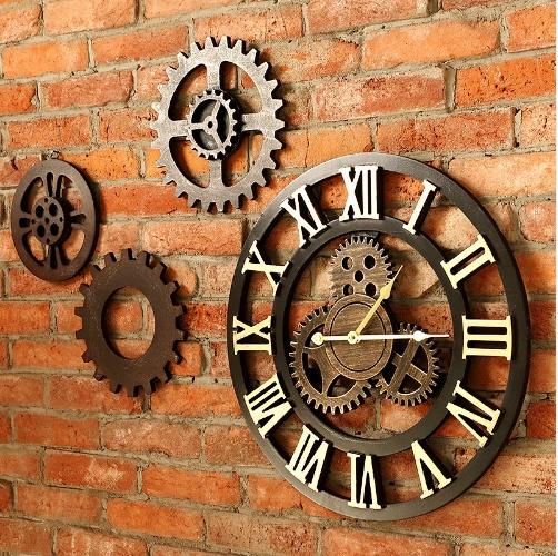 living, Kitchen & Dining, room, Clock