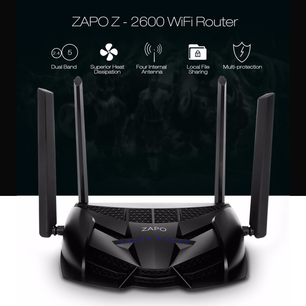 New Tenda AC11 1200Mbps 2 4GHz/5GHz Dual Band WiFi Router Wireless Repeater