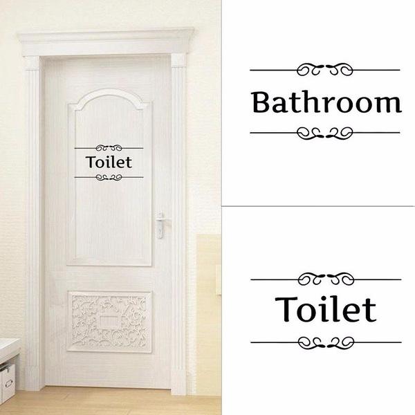 Bathroom, bathroomdecor, Home Decor, Door