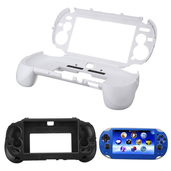 For L2 R2 PS Vita 1000 PSV 1000 Game Console - Upgrade Handle Holder  Trigger Grips Protective Cover Case