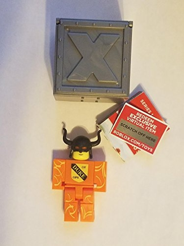 ROBLOX Series 1 Noob007 action Figure mystery box + Virtual