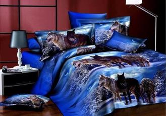 wolfbedding, Bedding, wolf3dbedding, Cover