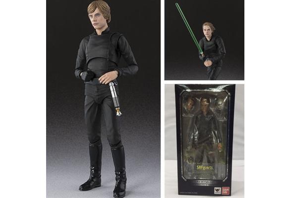 SHF Figuarts STARWARS Jedi Knight Luke Skywalker Action Figure  New In box