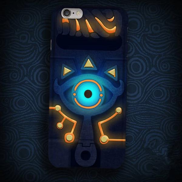 huge discount a690b 10356 Sheikah Slate Phone Case | Legend of Zelda Phone Case | Breath of the Wild  iPhone 4 5 6 7s plus 8 x case Samsung Galaxy S6 S7 S8 cover