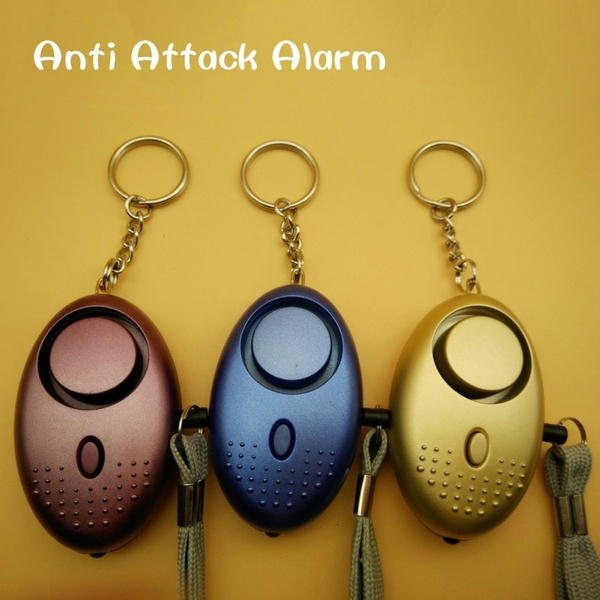 Safe Sound Personal Alarm Keychain 130db Personal Safety Siren