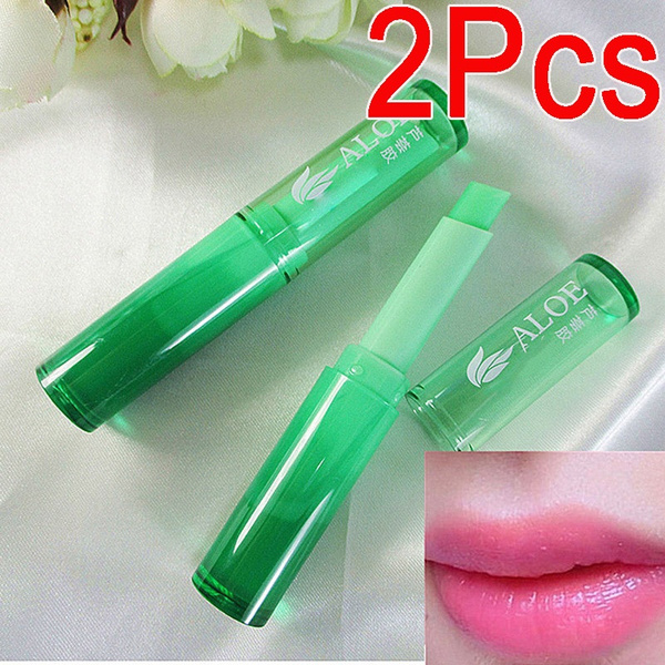 lipcare, Magic, Lipstick, aloevera