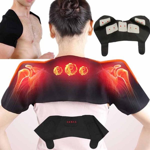 shoulderwarm, tourmalineshoulderpad, shouldertreatment, Protective Gear