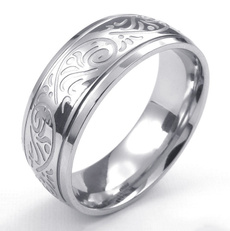 Steel, womens fashion rings, Fashion, Jewelry