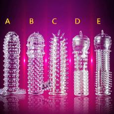 crystalcondom, timedelaycondom, penisextensionsleeve, sexdelayadult