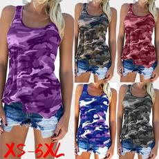 Women Vest, Fashion, Summer, topsamptshirt