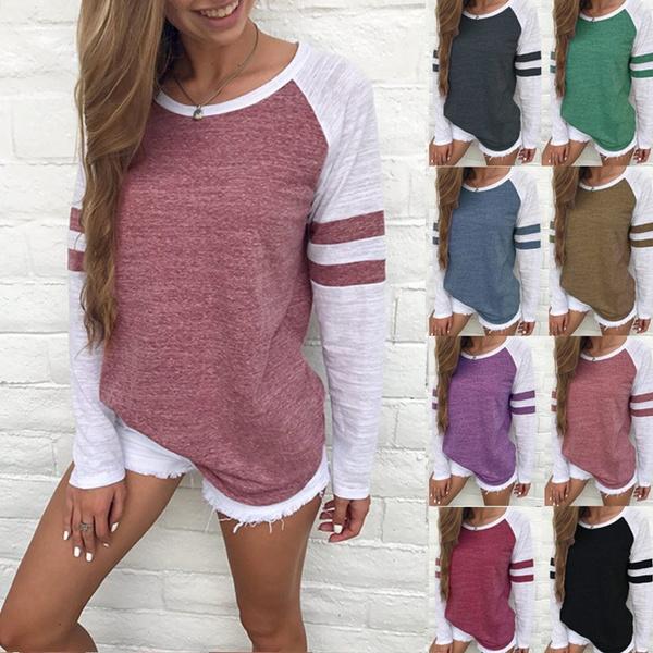 Clothes, Plus Size, Cotton T Shirt, Sleeve