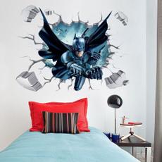 Decor, art, Batman, Stickers