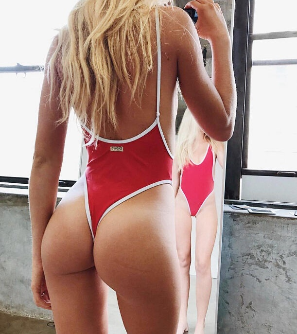 Women One Piece Beach Swimsuit