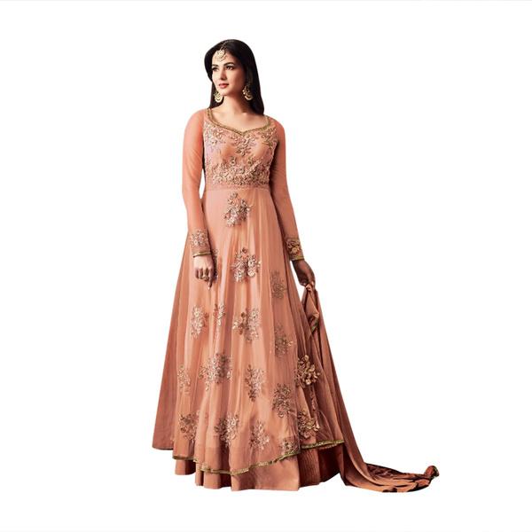 73f58e4d06307 Indian Bollywood New Designer Collection Gown Anarkali Salwar Bridal ...