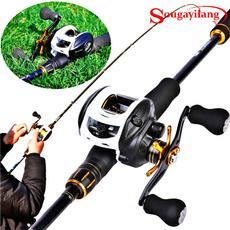 baitcastingfishingreel, baitcasting, Fishing Tackle, bassfishing