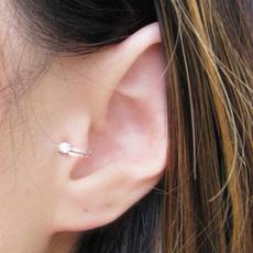 Cubic Zirconia, earcuffclip, czearclip, Fashion