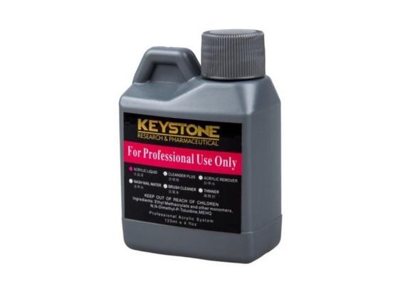 For Nail Art Powder Tips Professional Acrylic Liquid 120ml LW