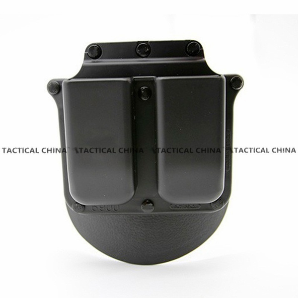 Wish Tactical 40 Double Magazine Holder Holster For GLOCK 40 Classy Holster With Magazine Holder