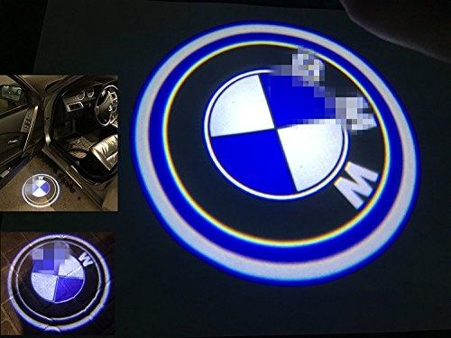 Wish 2pcs Car Door Led Laser Logo Projector Light For Bmw Yanf