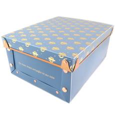 bleu, Box, deco, lestresorsdelily