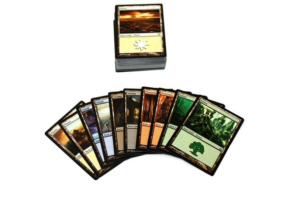MOUNTAINS MAGIC THE GATHERING MTG 50 CARD RANDOM LOT