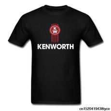 roundneckshirt, Cotton Shirt, Cotton T Shirt, kenworthtruck