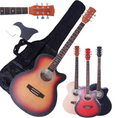 Wood, playinginstrument, Acoustic Guitar, sprucewood