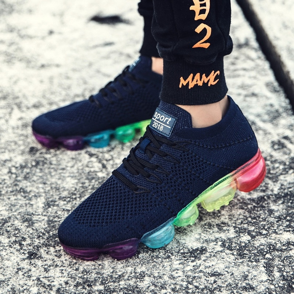 Male Vapormax New Simple Unisex Cool Running Shoes Wish 2018
