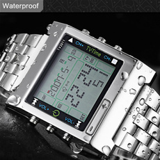 leddigitalwatch, uhren, led, Waterproof